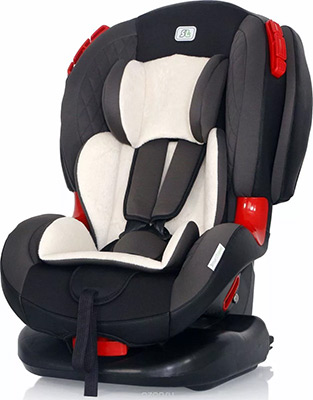 Автокресло Smart Travel ''Premier ISOFIX'' Smoky 1-7 лет 9-25 кг группа 1/2 KRES2064 фото