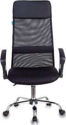 Кресло Бюрократ KB-6N/SL/B/TW-11 черный кресло компьютерное бюрократ kb 9 eco