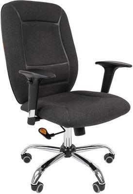 Кресло Chairman 888 С-2 серый 00-07023830 офисноекресло chairman 888 с 2 серый