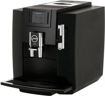 Кофемашина автоматическая Jura E80 Piano black (15295) цена и фото