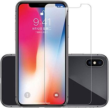 Защитное стекло Eva для Apple iPhone X прозрачное 0 26 мм (IP8C001) цена