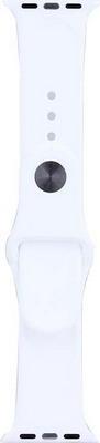 Ремешок для часов Eva для Apple Watch 42mm Белый (AWA001W)