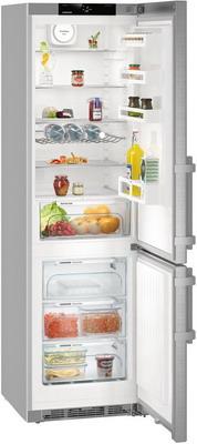 Двухкамерный холодильник Liebherr CNef 4835-20 цена 2017