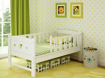 Детская кроватка Giovanni DREAM White 160*80см GB1084NR