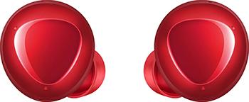Фото - Беспроводные наушники Samsung GalaxyBuds+ красные SM-R175NZRASER беспроводные наушники samsung galaxy buds live красные sm r180nzraser