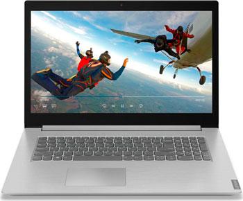 Ноутбук Lenovo Ideapad L340-17IWL (81M0001ARK) серый цена 2017