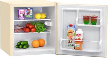 Минихолодильник NordFrost, NR 506 E бежевый, Украина  - купить со скидкой