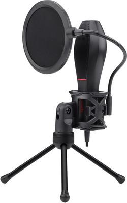 Фото - Игровой стрим микрофон Redragon Quasar GM200 игровой ноутбук asus rog strix scar gl703gm 90nr00g1 m03440 черный