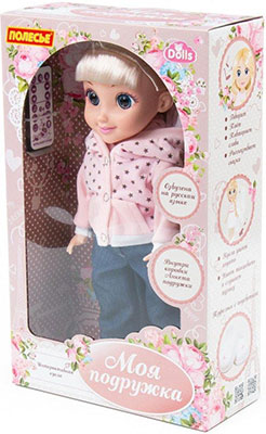 Кукла Polesie Кристина на прогулке 37 см 79312