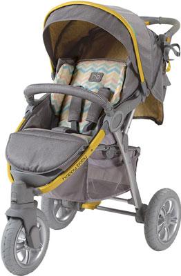 Коляска Happy Baby, NEON SPORT Yellow, Китай  - купить со скидкой