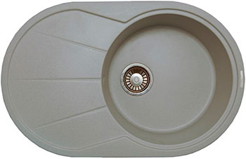 Кухонная мойка LAVA E.3 (SCANDIC серый) цены