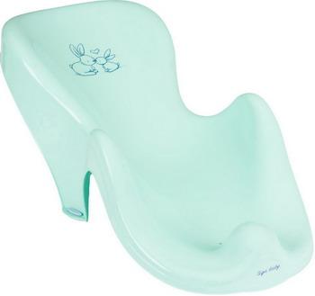 Горка для ванны Tega Кролики (ментол) с антискользящим покрытием стеллаж горка тип 2