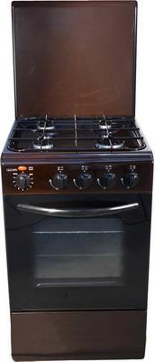 Комбинированная плита Cezaris ПГЭ 1000-13 коричневый цена