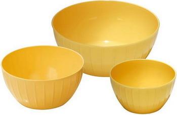 Миска Tescoma DELICIA 3 шт желтые 630364.12