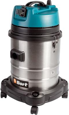 Строительный пылесос Bort BSS-1440-Pro 98297089 пылесос bort bss 1415 aqua 1400 вт