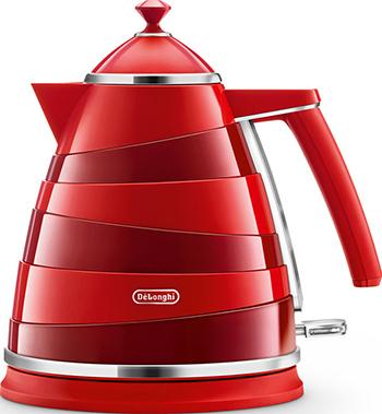 купить Чайник электрический DeLonghi KBA 2001.R онлайн