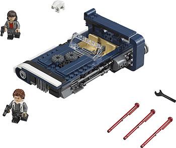 все цены на Конструктор Lego Спидер Хана Cоло 75209 онлайн