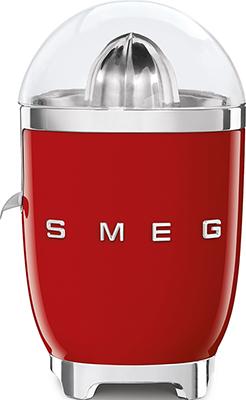 Соковыжималка для цитрусовых Smeg CJF 01 RDEU красная фото