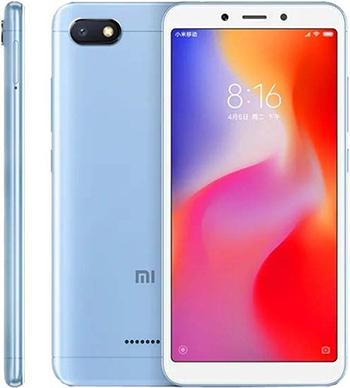 Смартфон Xiaomi Redmi 6A 3/32Gb синий смартфон xiaomi redmi 6a 2gb 32gb dark grey global