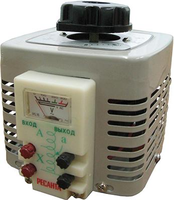 Автотрансформатор Ресанта TDGC2-1K 1kVA