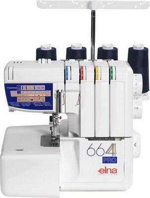 Оверлок ELNA 664 PRO цена и фото
