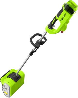 Снегоуборщик-лопата Greenworks GD 40 SSK4 2600807 UB воздуходувка пылесос greenworks gd 40 bvk4 24227 ub