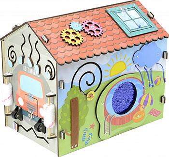Бизиборд Paremo Чудный домик PE720-195