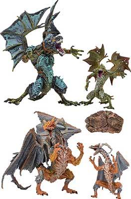 Драконы и динозавры Masai Mara MM207-002 для детей серии ''Мир драконов''