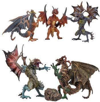 Драконы и динозавры Masai Mara MM207-004 для детей серии ''Мир драконов''