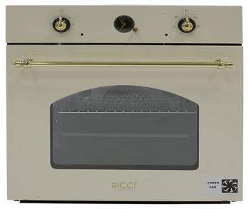 цена Встраиваемый электрический духовой шкаф Ricci REO 630 BG онлайн в 2017 году