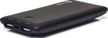 Внешний аккумулятор Harper PB-6001 black аккумулятор aukey 20000mah pb n36 black