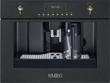 Встраиваемая автоматическая кофемашина Smeg CMS 8451 A все цены