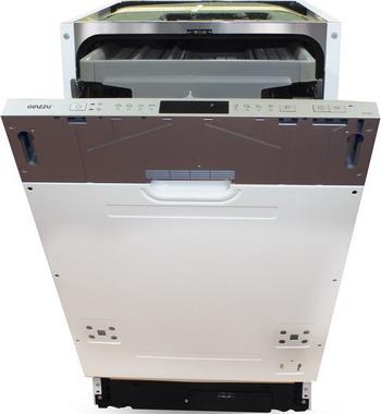лучшая цена Полновстраиваемая посудомоечная машина Ginzzu DC 508
