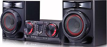 цена на Музыкальный центр LG CJ 44