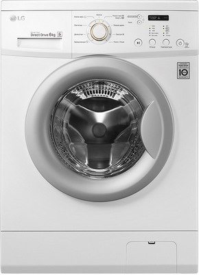 Стиральная машина LG FH 0C3ND1 стиральная машина lg fh 2h3wds4