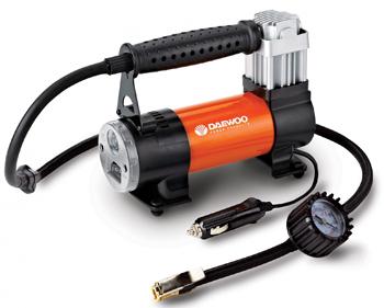 Компрессор автомобильный Daewoo Power Products DW 75 L