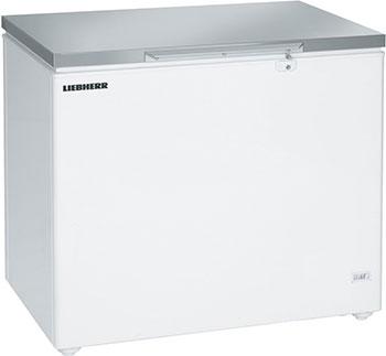 Морозильный ларь Liebherr GTL 3006-22 белый цена и фото