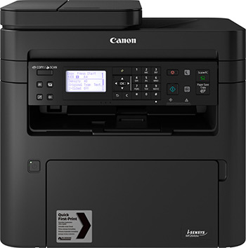 МФУ Canon i-SENSYS MF 264 dw (2925 C 016) Black
