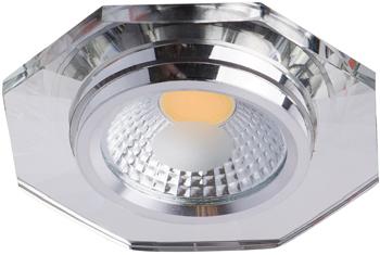 Светильник встроенный DeMarkt Круз 637014401 1*5W LED 220 V