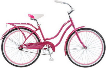 Велосипед Schwinn Baywood 24 розовый цена 2017