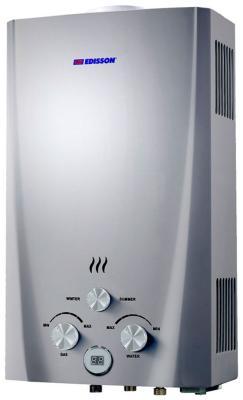 Газовый водонагреватель Edison F 20 D (silver) водонагреватель проточный edison viva 5500