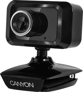Фото - Web-камера для компьютеров Canyon CNE-CWC1 видео