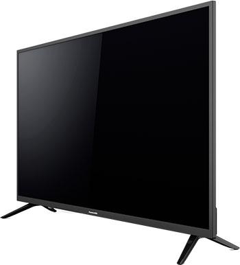 LED телевизор Panasonic TX-43 FR 250 черный полуботинки t taccardi 25806450 43 черный 43 размер