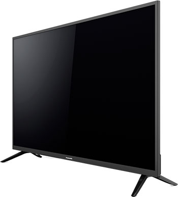 LED телевизор Panasonic TX-43 FR 250 черный