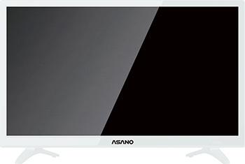 Фото - LED телевизор ASANO 24 LH 1011 T белый ноутбук hp 15 rb033ur 4us54ea amd a6 9220 2 5 ghz 4096mb 500gb dvd rw amd radeon r4 wi fi bluetooth cam 15 6 1366x768 dos