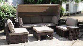 купить Комплект мебели Афина AFM-320 B Brown по цене 99000 рублей