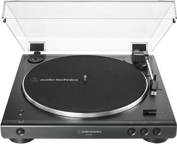 Проигрыватель виниловых дисков Audio-Technica AT-LP 60 XBTBK цена и фото