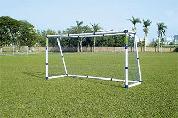 Профессиональные ворота из пластика Proxima JC-6300 10 футов 300х200х110 см ворота футбольные proxima jc 250 из пластика р 8 ft 244х130х96