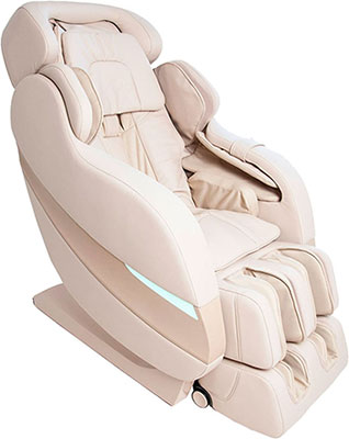 Массажное кресло Gess Rolfing (бежевое) GESS-792 beige