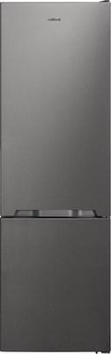 лучшая цена Двухкамерный холодильник Vestfrost VF 373 MX
